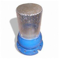 Rọ bơm kèm lọc (Foot valve with strainer)
