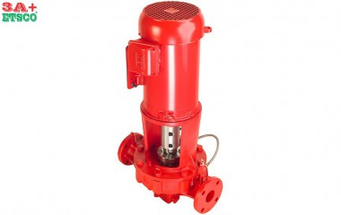WATER PUMP/ ELECTRIC/ CENTRIFUGAL/ INDUSTRIAL: 4300 VIL