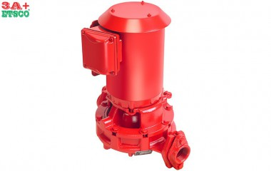 WATER PUMP/ ELECTRIC/ CENTRIFUGAL/ INDUSTRIAL: 4360VIL SERIES