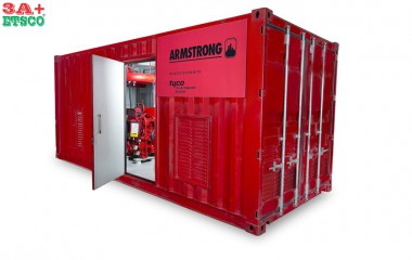 Hệ thống bơm chữa cháy Container (Containerized Fire Pump System)