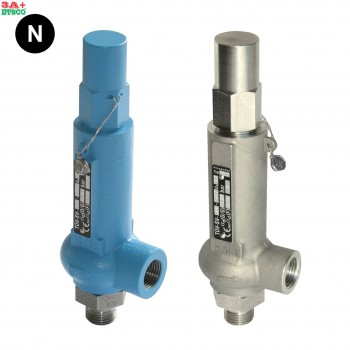 Niezgodka Safety Valve: 10 Series